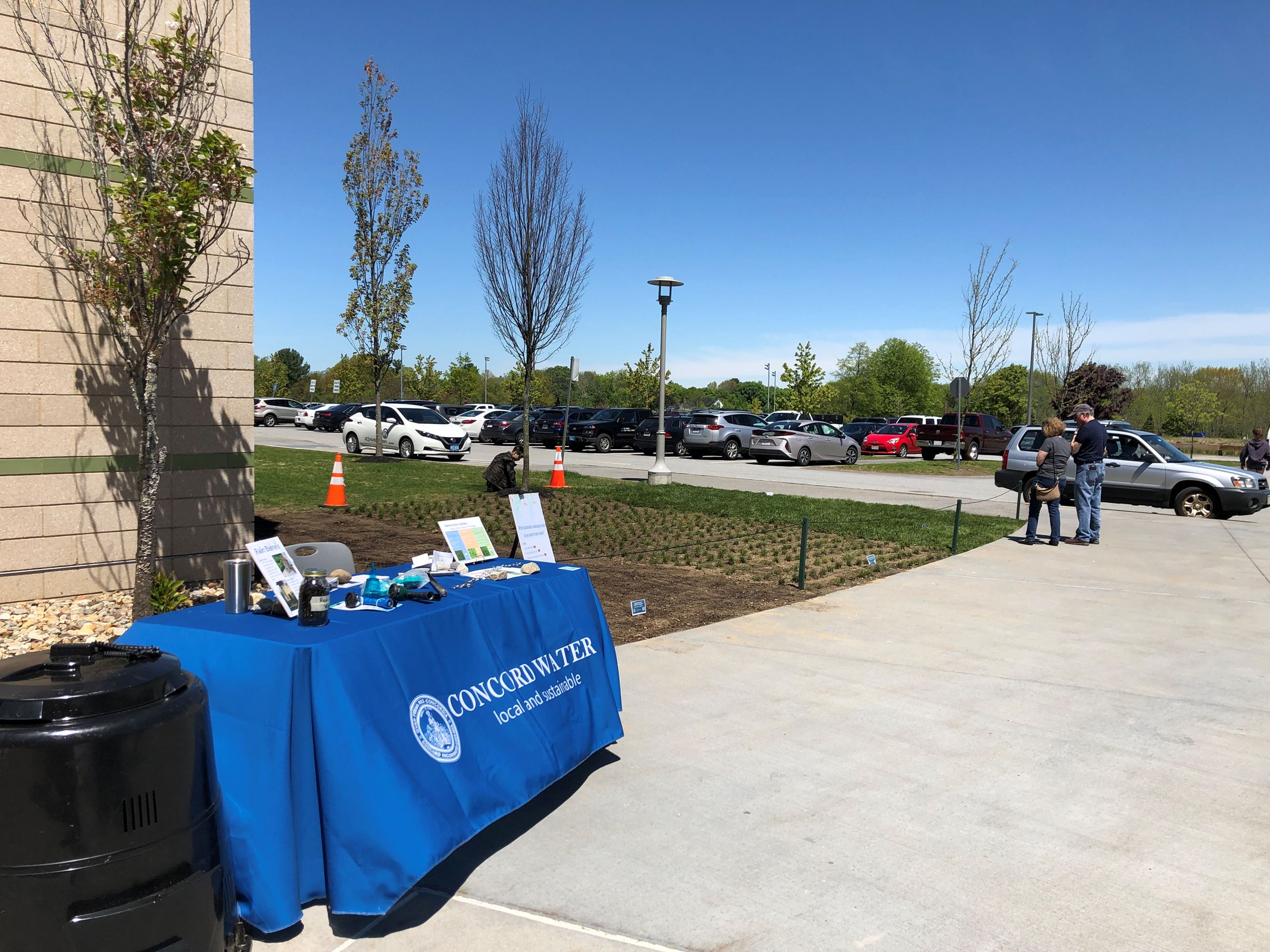 2019-05-18 Sustainable Landscaping Fair Table